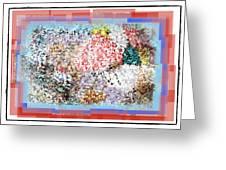 Pieces Of April Greeting Card