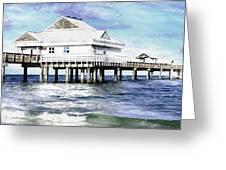 Pier 60 Greeting Card