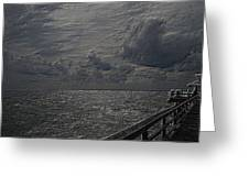 Pier Fx Greeting Card