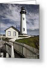 Pigeon Point Lighthouse II Greeting Card