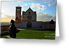 Pilgrim Greeting Card