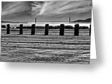 Pillared Bridge Greeting Card