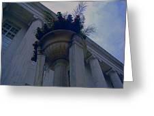 Pillars Upon Pillars 2 Greeting Card