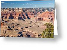 Pima Point Grand Canyon National Park Greeting Card