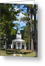 Piney Grove Church Greeting Card