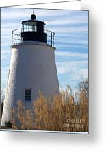 Piney Point Lighthouse Greeting Card
