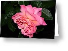 Pink Diamonds Greeting Card