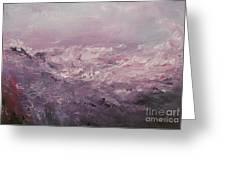 Pink Emotions Greeting Card