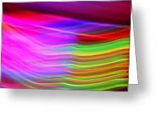 Pink Fusion Greeting Card
