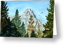 Pinnacle Greeting Card