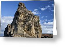 Pinnacle Rock Greeting Card