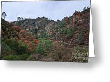 Pinnacles National Park Greeting Card