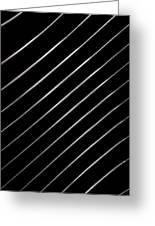 Pinstripes Phone Greeting Card