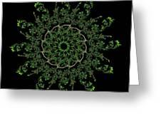 Pinwheel I Greeting Card