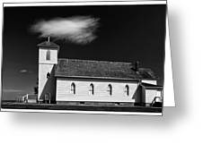 Pioneer Church Greeting Card