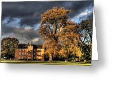 Pittencrieff House Greeting Card
