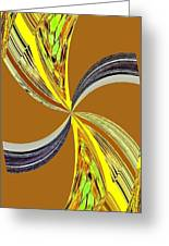 Pizzazz 46 Greeting Card