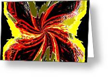 Pizzazz 48 Greeting Card