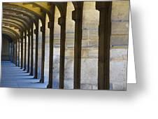 Place Des Vosges Paris, France Greeting Card