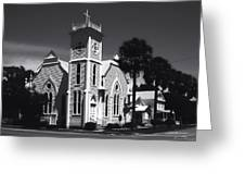 Place Of Worship Greeting Card