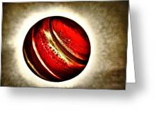 Planet Passion - My Little Planets Series  Greeting Card