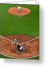 Play Ball Greeting Card by Frozen in Time Fine Art Photography