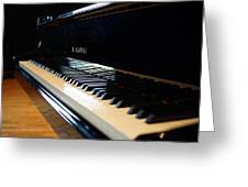 Play It Again Greeting Card by Thomas Fouch