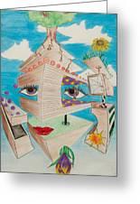 Playground Dreams Greeting Card