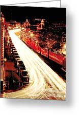 Plaza Christmas - Kansas City Greeting Card