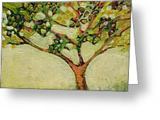 Plein Air Garden Series No 8 Greeting Card