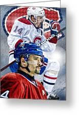 Plekanec Phone Cover Greeting Card