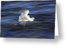 Poetry In Motion, Malibu California Greeting Card