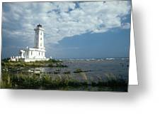 Point Abino Lighthouse Greeting Card