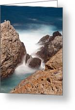 Point Lobos Number Two Greeting Card by Catherine Lau