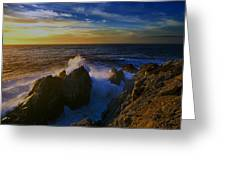 Point Lobos Two Greeting Card