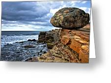 Point Loma   Greeting Card