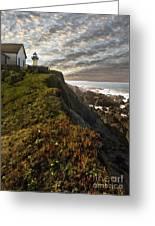 Point Montara Light House II Greeting Card