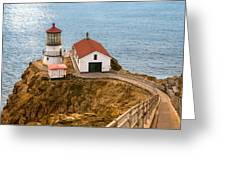 Point Reyes Greeting Card