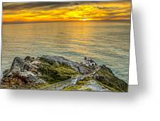 Point Reyes Lighthouse Greeting Card