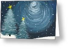 Polar Vortex 2014 Greeting Card