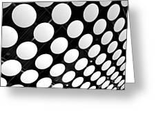 Polka Dots Greeting Card