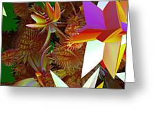 Pollination By Jammer Greeting Card