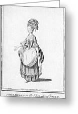 'polly' By John Gay - Miss Brown Greeting Card
