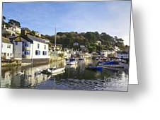 Polperro Cornwall England Greeting Card by Colin and Linda McKie
