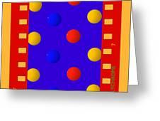 Polychromatic Greeting Card