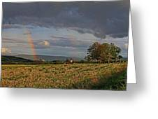Pompey Center Rainbow Greeting Card