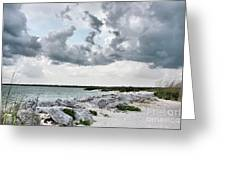 Ponce Inlet Mood Greeting Card