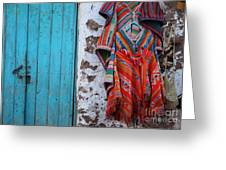 Ponchos For Sale Greeting Card