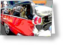 Pontiac Reflections Greeting Card