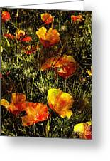 Poppies Will Make Them Sleep Greeting Card